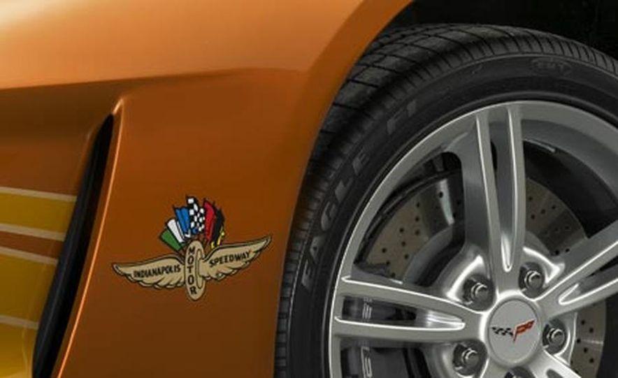 2007 Chevrolet Corvette Convertible Indy Pace Car Edition - Slide 19