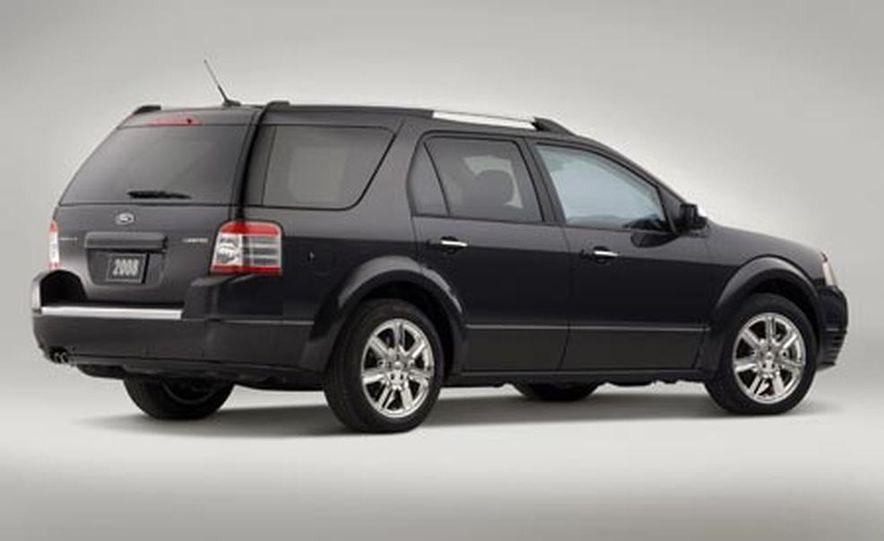 2008 Ford Taurus X - Slide 3
