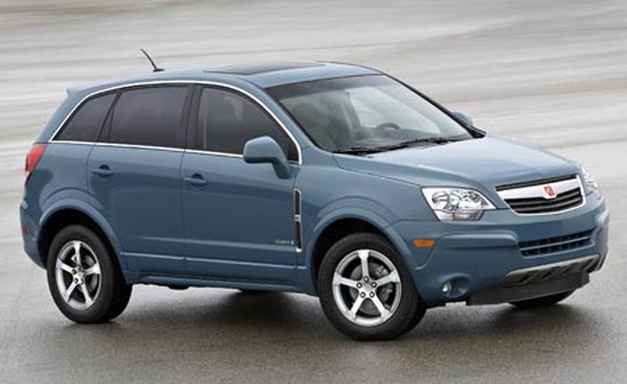 2008 Saturn Vue Green Line - Slide 1