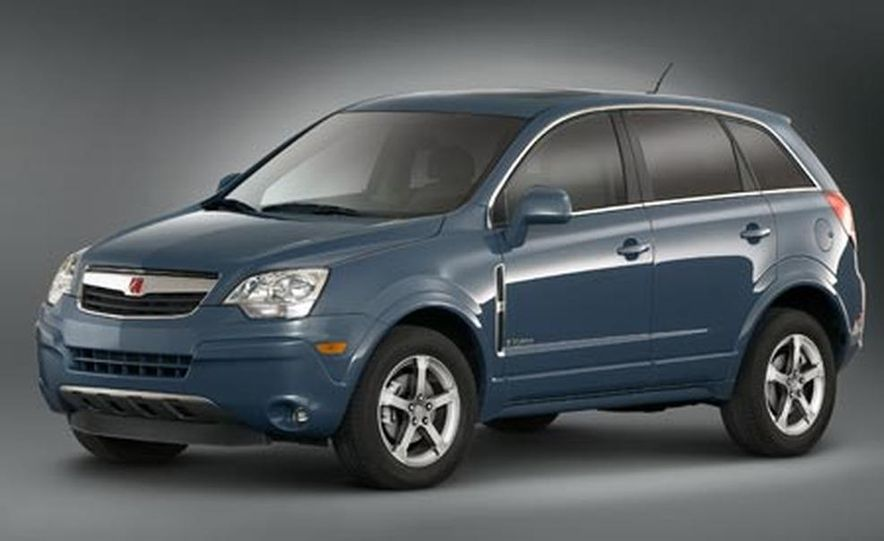 2008 Saturn Vue Green Line - Slide 2