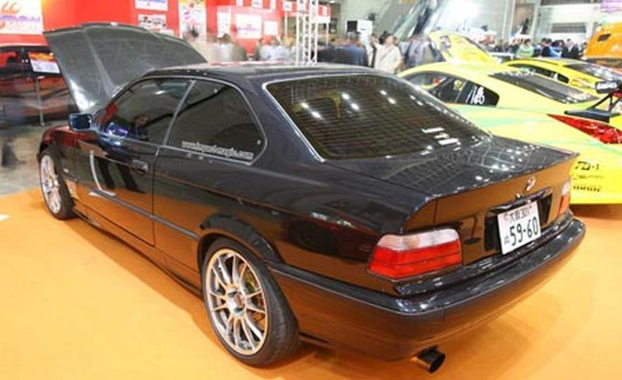The third-generation Mazda RX-7 was sold in Japan until 2002 (Mazda gave up in the U.S. in 1995), accounting for its continuing popularity in motorsport and with tuners and enthusiasts. - Slide 48