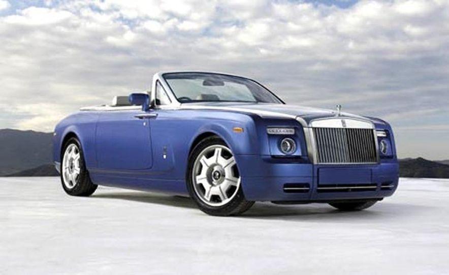 2008 Rolls-Royce Phantom drophead coupe - Slide 1