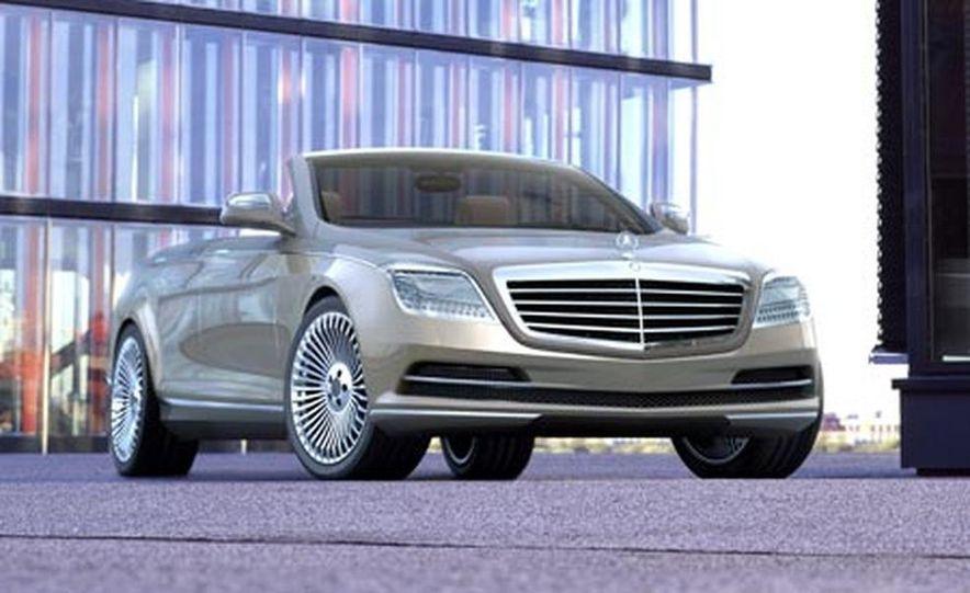 Mercedes-Benz Ocean Drive concept - Slide 1
