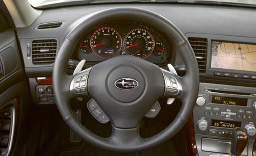 2008 Subaru Legacy 3.0 R - Slide 6