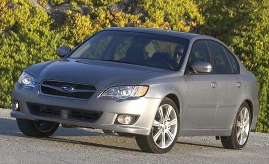 2008 Subaru Legacy 3.0 R - Slide 4