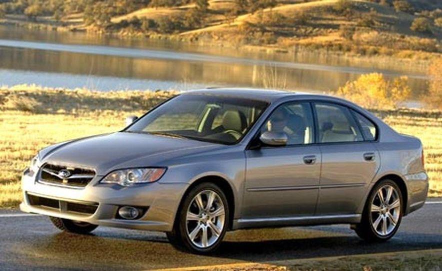 2008 Subaru Legacy 3.0 R - Slide 5