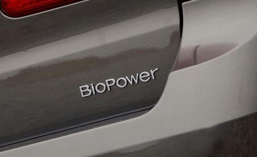 Saab Biopower hybrid concept - Slide 12