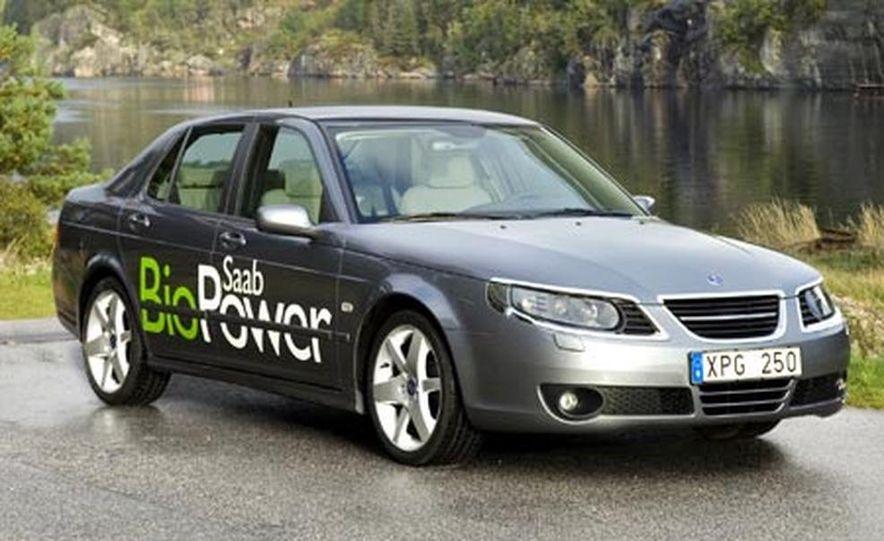 Saab Biopower hybrid concept - Slide 1