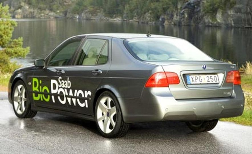 Saab Biopower hybrid concept - Slide 2