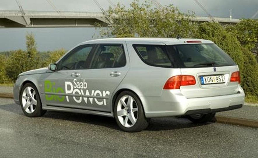 Saab Biopower hybrid concept - Slide 4