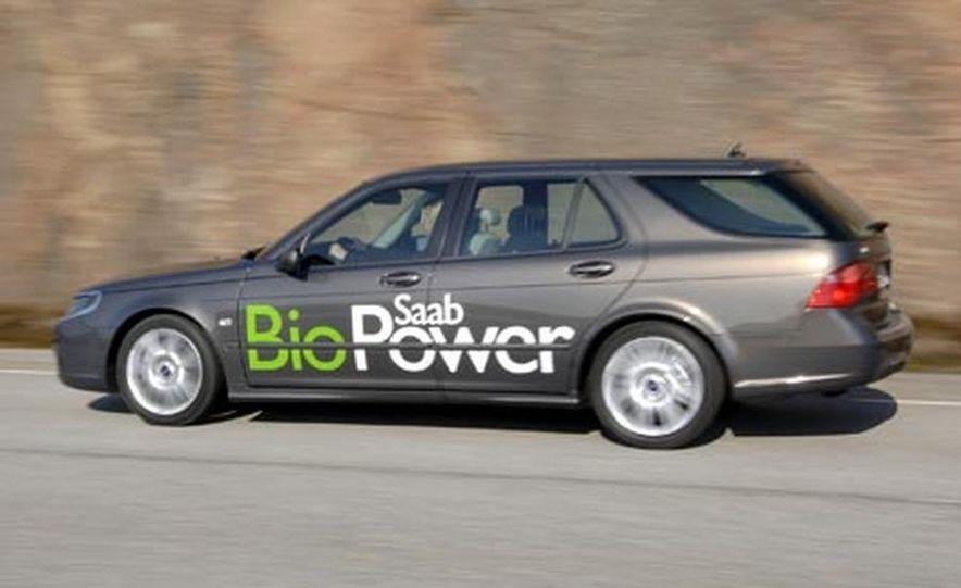 Saab Biopower hybrid concept - Slide 6
