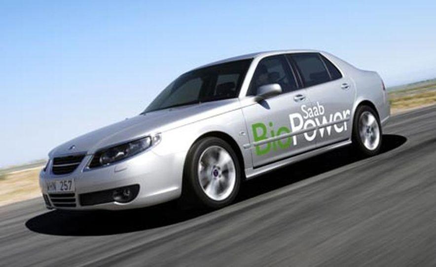 Saab Biopower hybrid concept - Slide 7