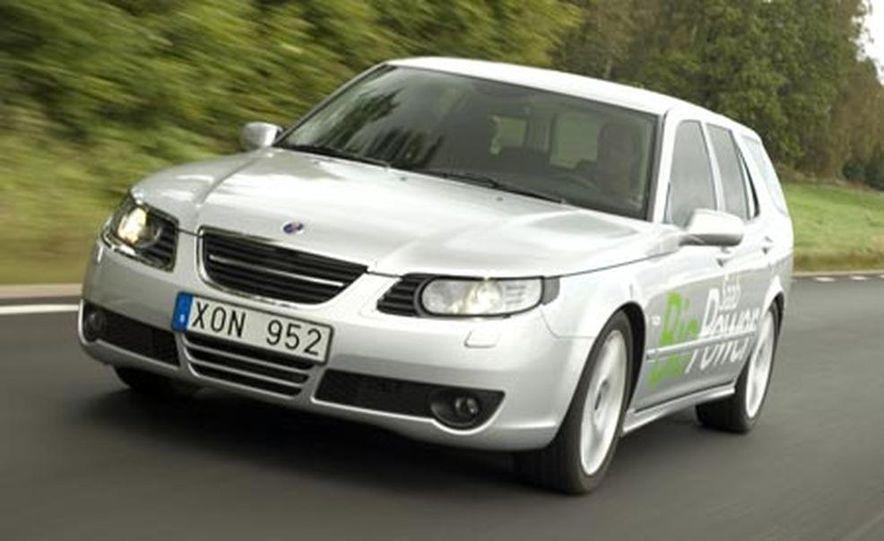 Saab Biopower hybrid concept - Slide 8
