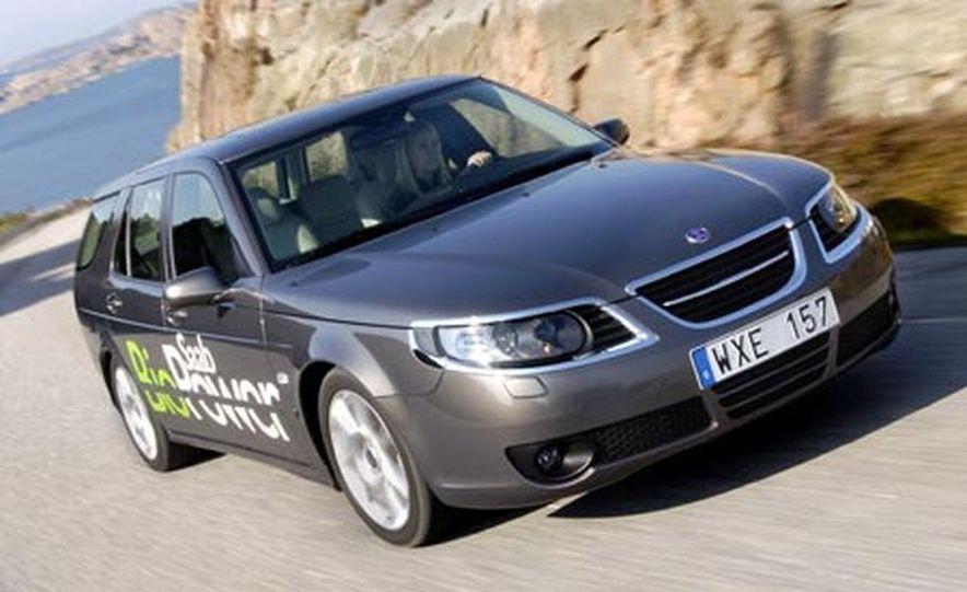 Saab Biopower hybrid concept - Slide 9