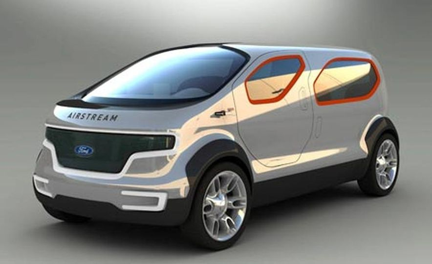 Ford Airstream concept - Slide 1
