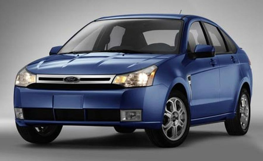 2008 Ford Focus - Slide 1