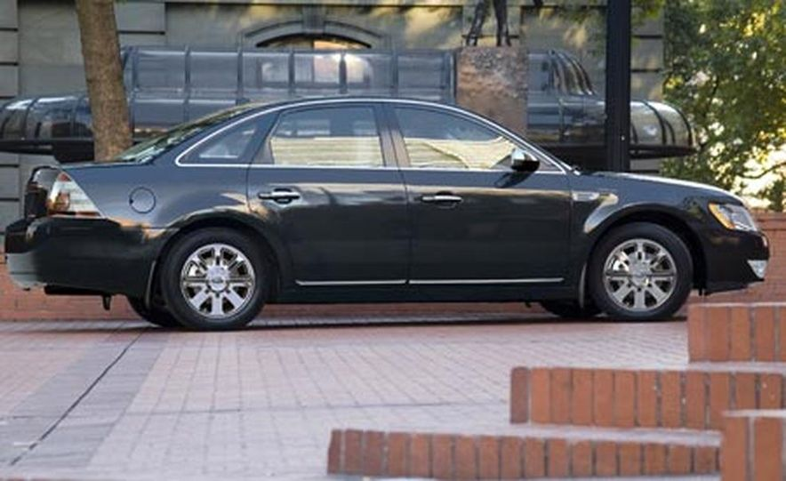 2008 Ford Five Hundred - Slide 5
