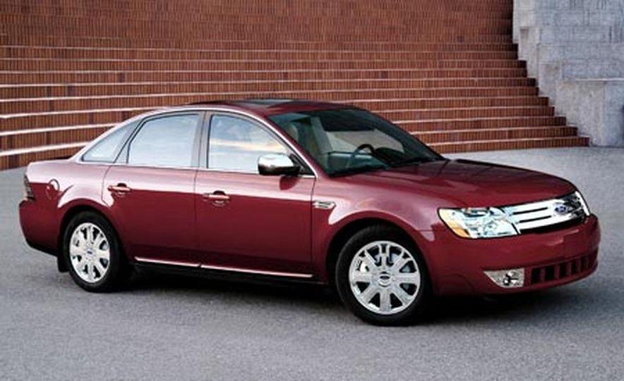 2008 Ford Five Hundred - Slide 6