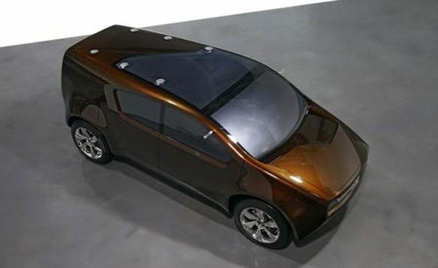Nissan Bevel concept - Slide 1