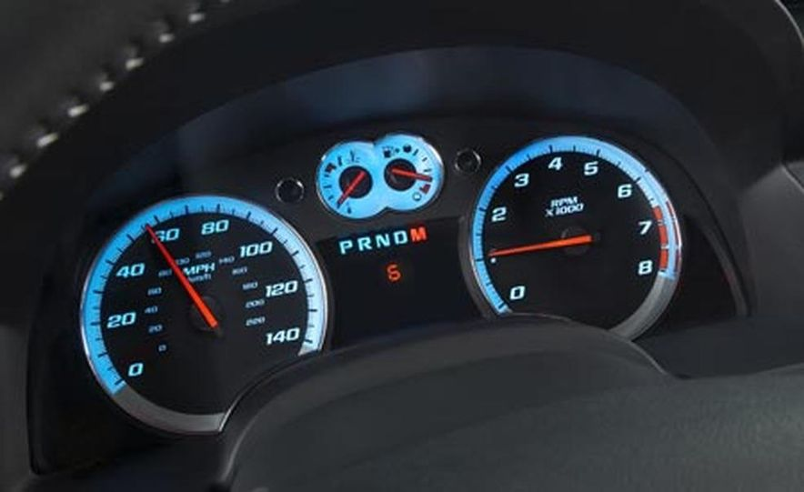 2008 Chevrolet Equinox Sport - Slide 5