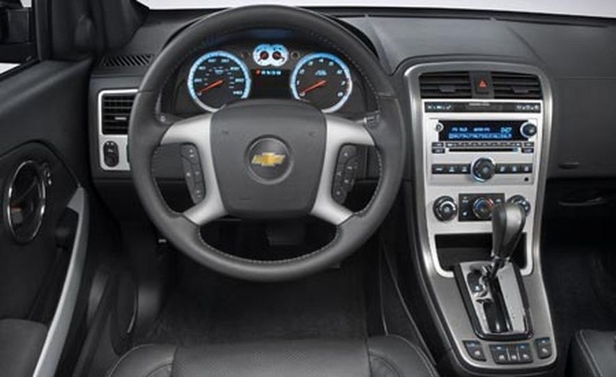 2008 Chevrolet Equinox Sport - Slide 8