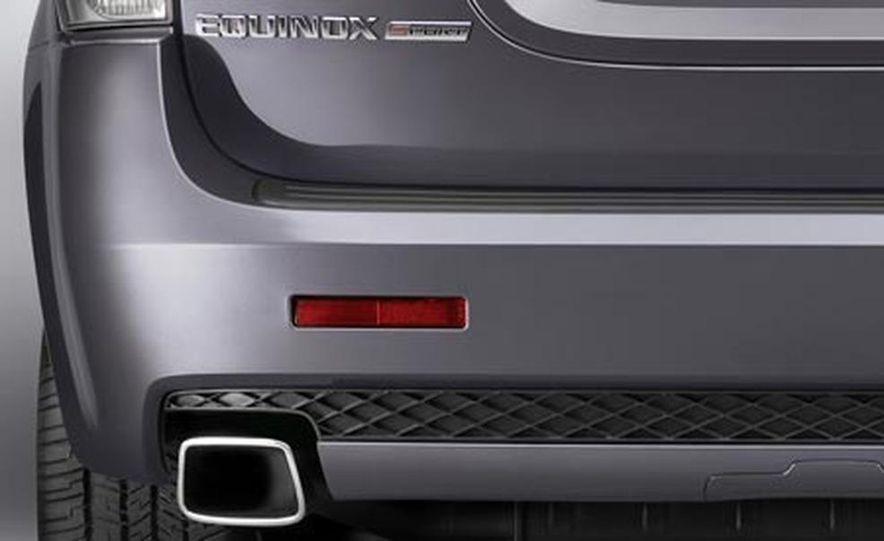 2008 Chevrolet Equinox Sport - Slide 10
