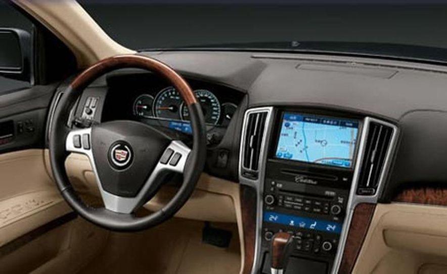 Cadillac SLS - Slide 6