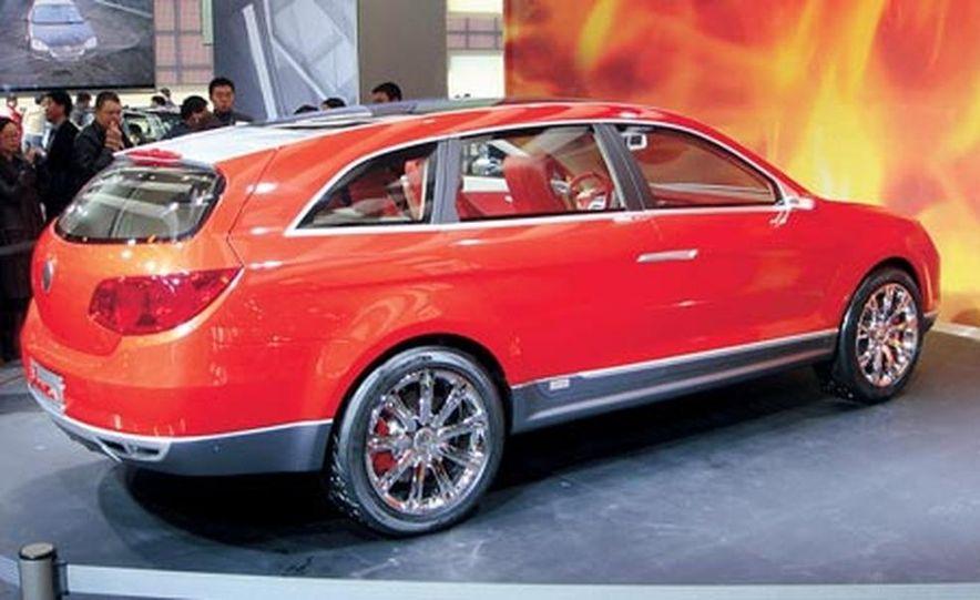 Cadillac SLS - Slide 25