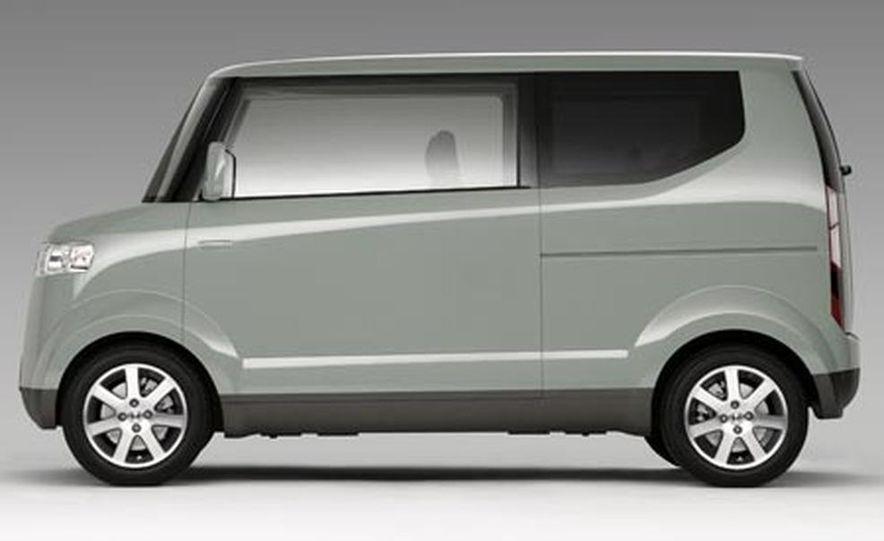 Honda Step Bus concept - Slide 1