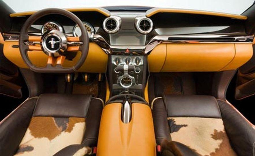 Giugiaro Ford Mustang Concept - Slide 16