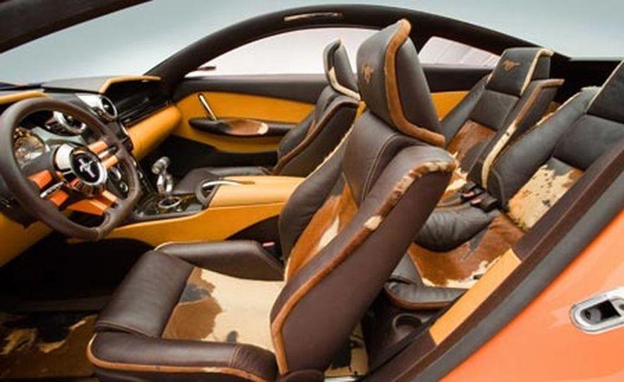 Giugiaro Ford Mustang Concept - Slide 17