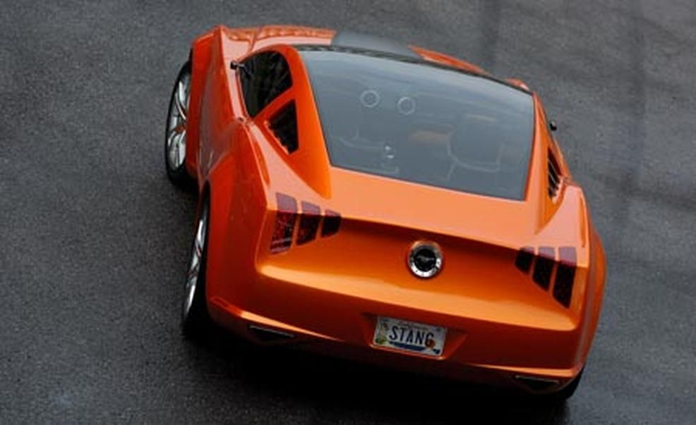 giugiaro ford mustang concept pictures photo gallery car and driver