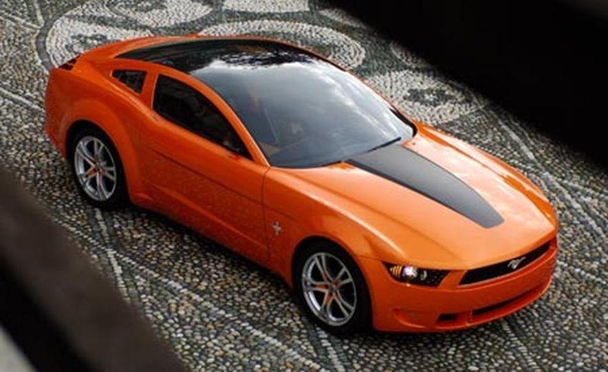 Giugiaro Ford Mustang Concept - Slide 4