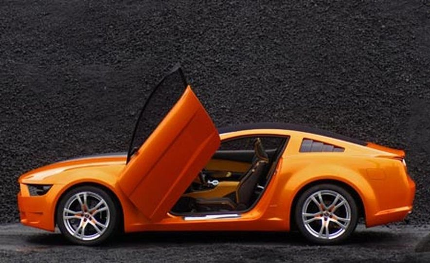 Giugiaro Ford Mustang Concept - Slide 6