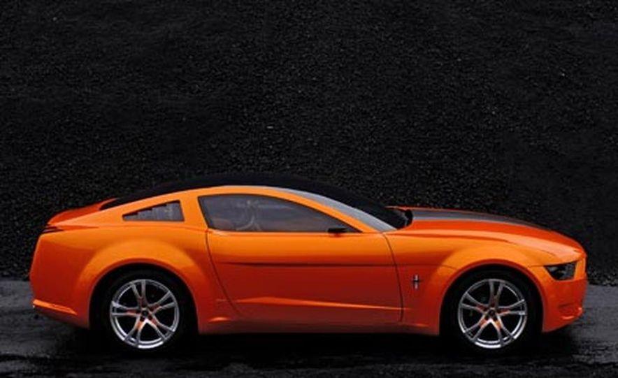 Giugiaro Ford Mustang Concept - Slide 7