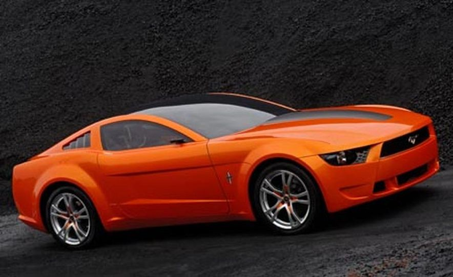Giugiaro Ford Mustang Concept - Slide 8