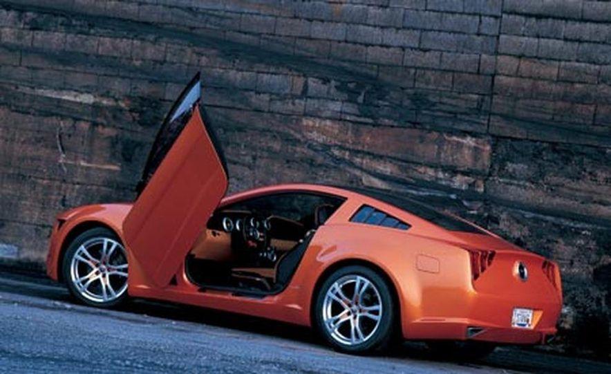 Giugiaro Ford Mustang Concept - Slide 10
