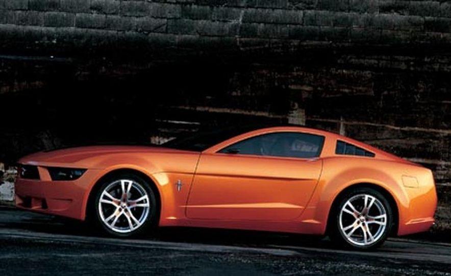 Giugiaro Ford Mustang Concept - Slide 11