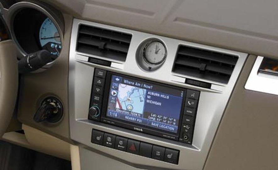 2008 Chrysler Sebring convertible - Slide 10