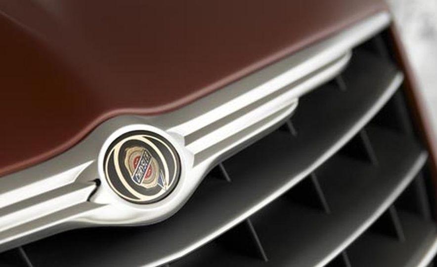 2008 Chrysler Sebring convertible - Slide 11