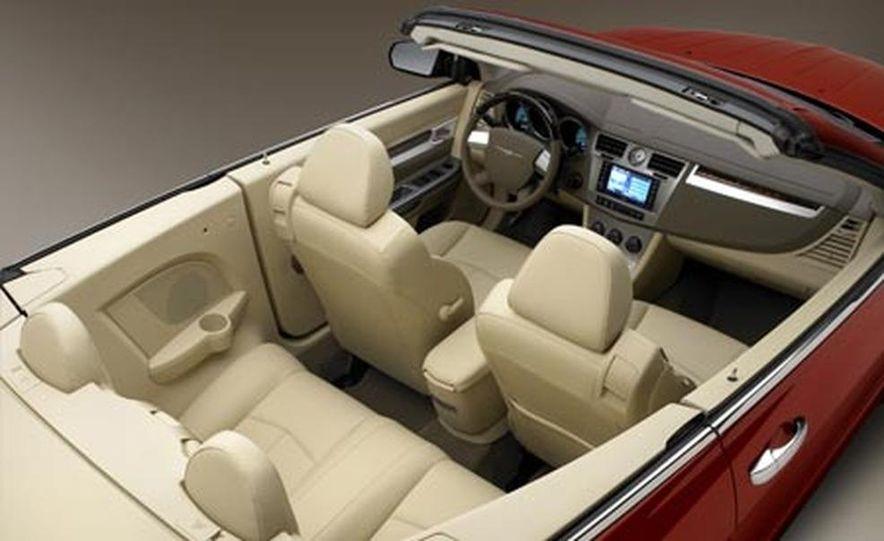 2008 Chrysler Sebring convertible - Slide 12
