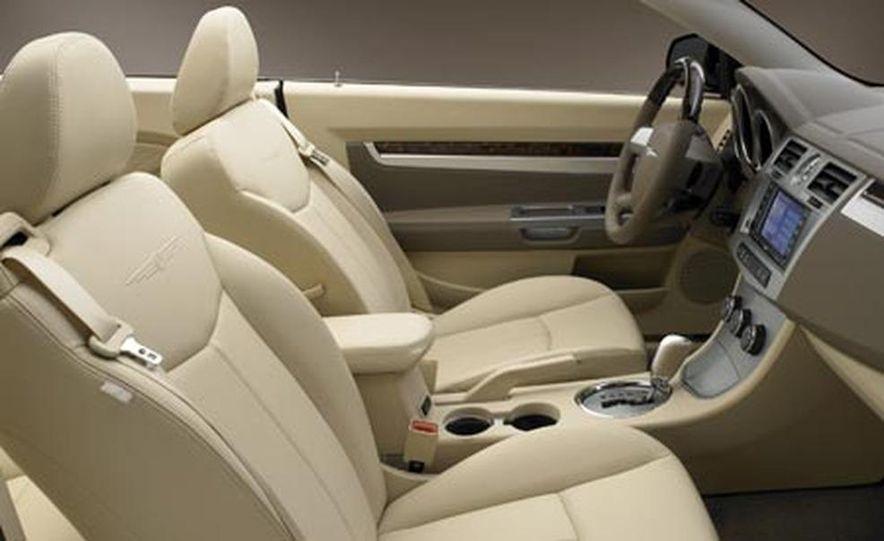 2008 Chrysler Sebring convertible - Slide 13
