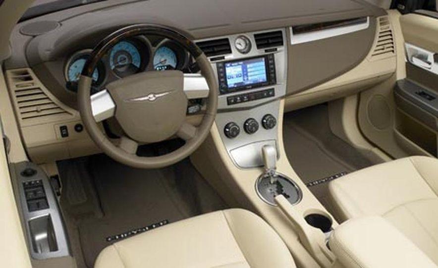 2008 Chrysler Sebring convertible - Slide 14