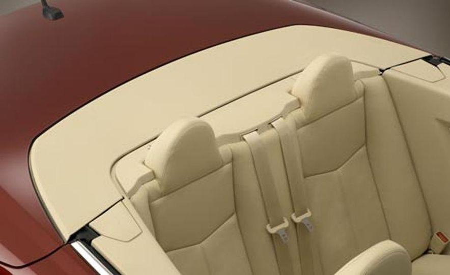 2008 Chrysler Sebring convertible - Slide 15