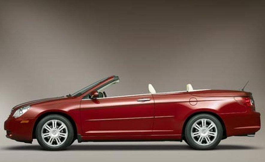 2008 Chrysler Sebring convertible - Slide 7