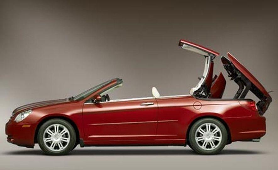 2008 Chrysler Sebring convertible - Slide 8