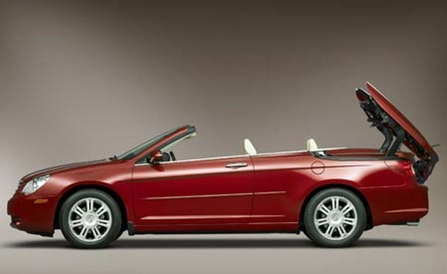 2008 Chrysler Sebring convertible - Slide 9
