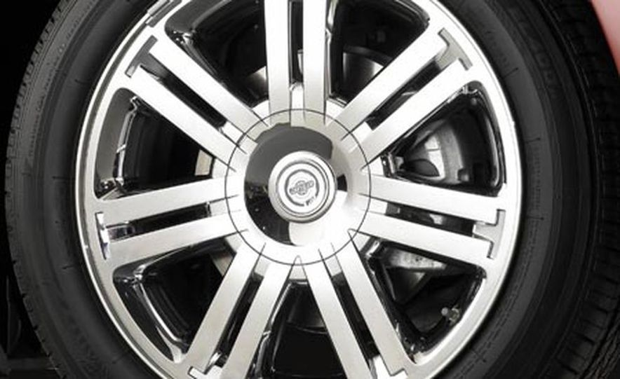 2008 Chrysler Sebring convertible - Slide 18