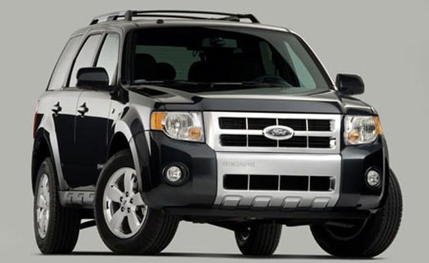 2008 Ford Escape - Slide 2