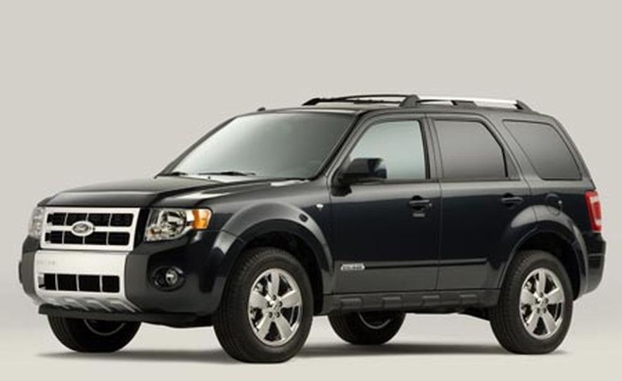 2008 Ford Escape - Slide 3